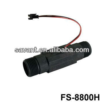 "1"" BSP, in-line digital water flow sensor"