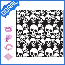 2015 Newest Skull Half Face Mask Microfiber Motorcycle Riding Face Mask
