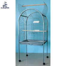 China Supplier Non Toxic Portable Iron Bird Cage Large
