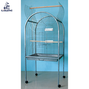 China Supplier Portable Iron Large Bird Cage