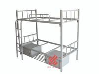 High quality steel two bunk beds