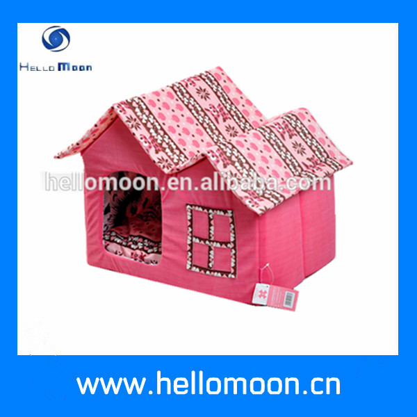 Manufacture whoelsale luxury pet dog bed,Portable Foldable Pet House