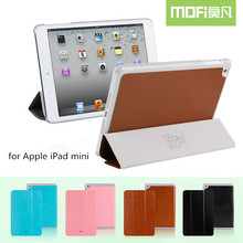 MOFi Flip Ultra-thin Tablet Holster for Ipadmini, Leather Cover Case for Apple Ipad mini