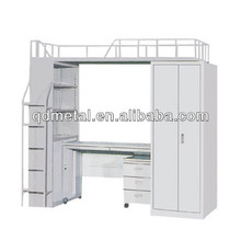 Hot Sale Cheap Metal Bunk Bed used for school dormitory