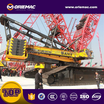 High Efficiency Sany Mobile Crane 500 ton SCC500A
