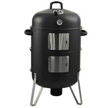 3 in 1 BBQ Charcoal Smoker Charcoal Chicken Grill Machine