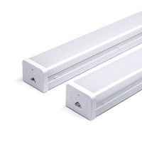 CCT Adjustable New Linear Led Batten Light 0.6m 20W Linkable Led Strip Light