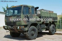 Shaanxi military truck 4x4 for sale
