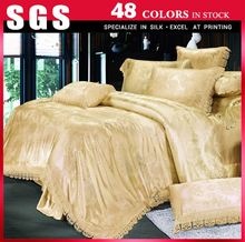 Factory selling Durable in use silk bedding set sexy