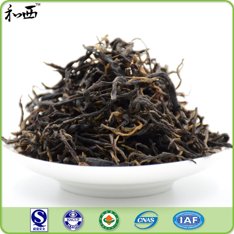 Hot sale loose leaf healthy black tea dust