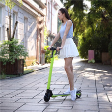 Fashion Grade Comfortable 250w lightest folading 500w 48v 3wheel electric scooter