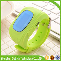 new item 2016 quad band kids gps tracker watch phone kids gps tracker with SOS button smallest gps tracker