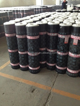 APP & SBS modified bitumen membrane material