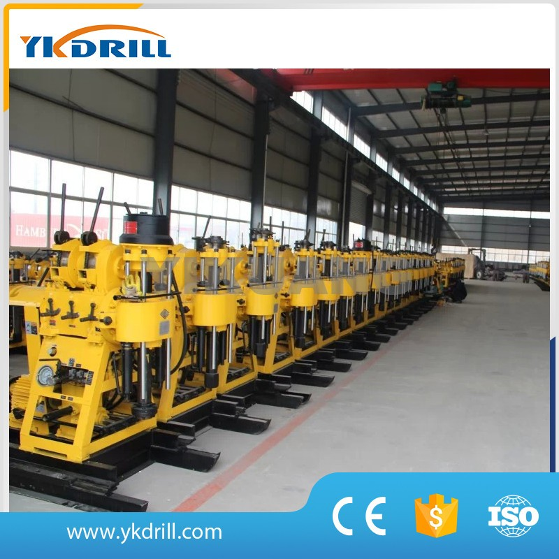 portable shallow water well drilling rig machine for sale