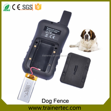 Pet electric dog fence mesh with training collar for remote range 1000 meters