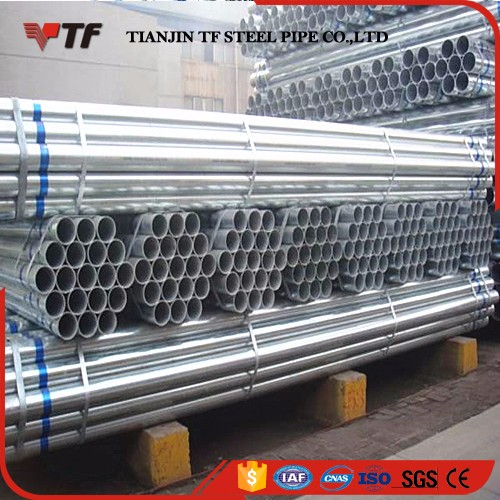 Alibaba china Hot sale hot dip galvanized steel rec thick pipe