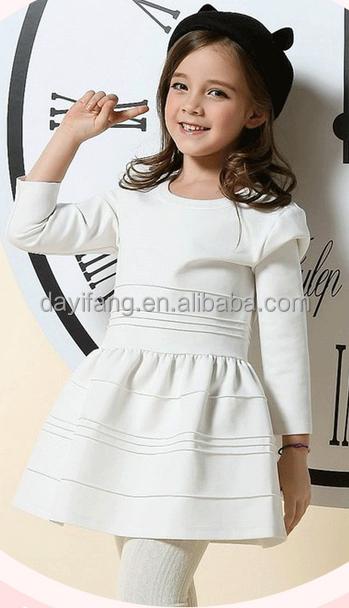 long sleeve bubble frocks fashion euramerican style dress