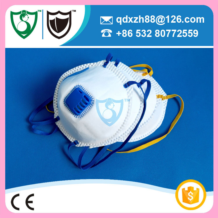 Hidoon non-woven fabric face mask with valve