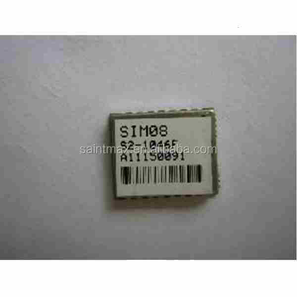 Simcom Small Size Sirf Chipset GPS Module SIM08 Work with SIM900