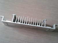 High quality long duration time aluminum enclosure heat sink made in China