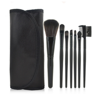 Hot Selling Brushes Makeup Cosmetic Makeup Tool Kits Superior Soft Woman Face Brush Cosmetic With Bag