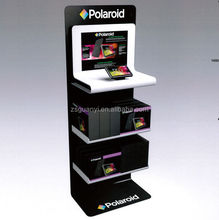 Environmental point of sale display stand for tablet