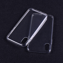 2018 new arrival Phone Accessories cell phone TPU Case for iphone 7 7plus 8 X, ultra thin clear case for iphone X 8 8p