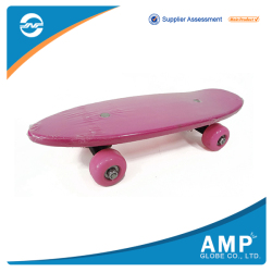 High quality cheap mini professional PP skateboards 22