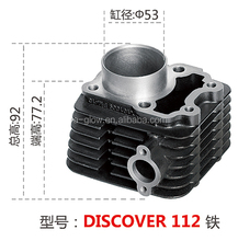 BAJAJ DISCOVER 112 MOTRCYCLE CYLINDER BLOCK FOR 4 CYLINDER MOTORCYCLE ENGINE