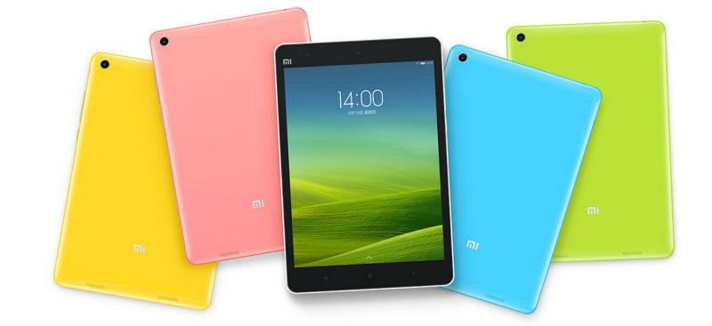 Original Xiaomi Mi Pad Nvida Tegra K1 Quad Core 7.9 inch screen Tablet PC xiaomi mi band