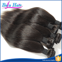 2014 New hair top quality remy blonde clip-in yaki human hair extensions
