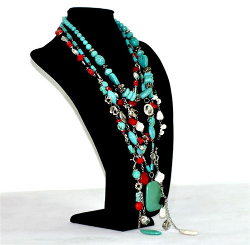 Clearance Bulk Sale Mixed Handmade Turquoise Coral Beads Necklaces