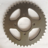 Fine Blanking Motocycle Parts CD70 Rear Sprocket