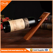 Alcohol Novelty Wine Wooden Bottle Holder