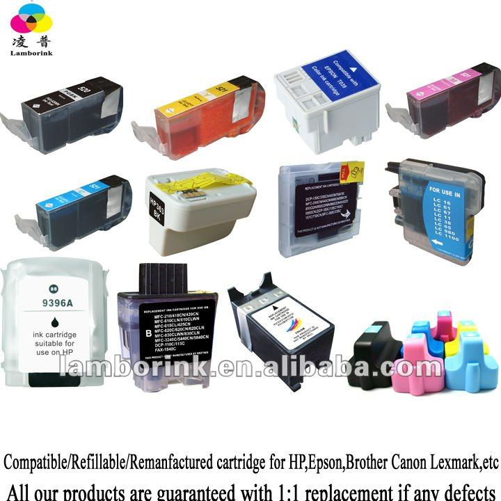 Compatible cartridge for CANON BJC-3000,6000,6200,6500S400,S400SP,S450,S4500,S530D