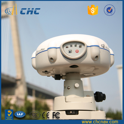 CHC x91 gnss gps rtk receiver dual frequency GPS surveying equipment