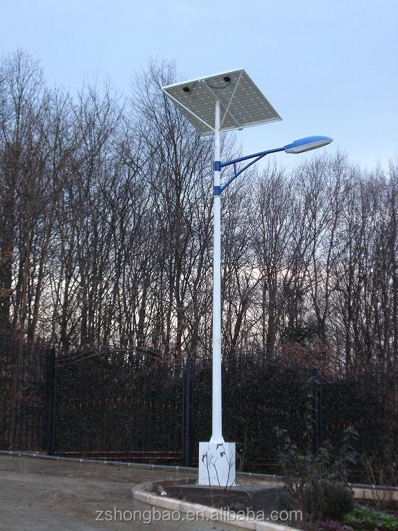 SOLAR LED STREET LIGHT,UL,MODULAR 120W LED STREET LIGHT HONGBAO factory