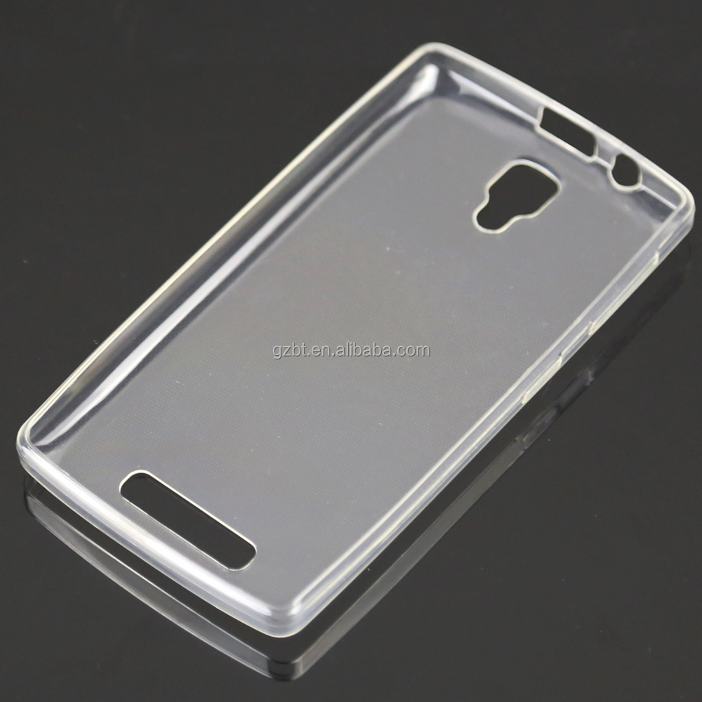 For lenovo P2 TPU clear case,0.5 mm crystal ultra thin TPU cellphone cover