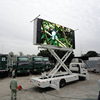 outdoor led tv sign mobile advertising vehicle digital price display screen led truck billboard hot sale
