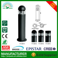 garden led bollard lights city road bollard led lights 20w 800MM height super bright meadow led square lights