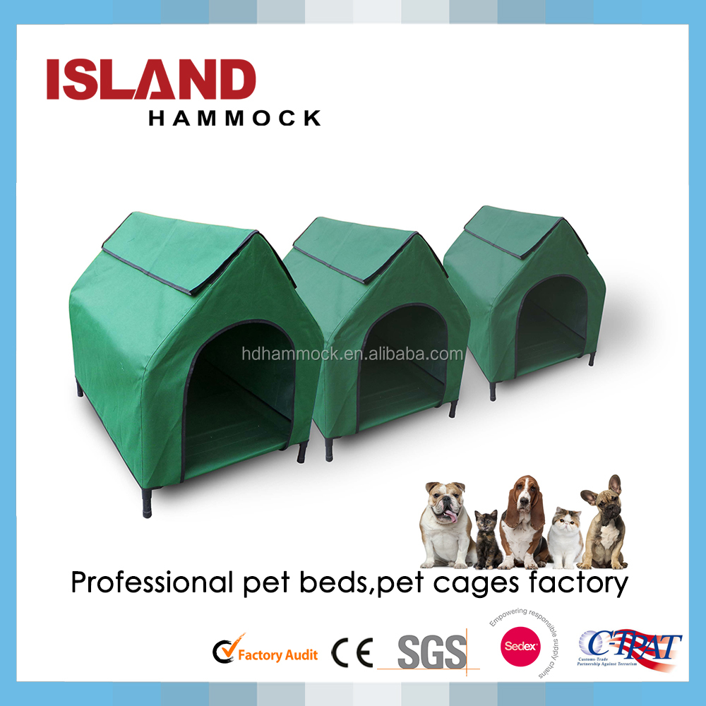 Hot sell design elevated pet house,pet kennel,pet bed indoor and outdoor