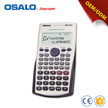 OS-570ES 403 functions 10+2 function table scientific calculator student calculator