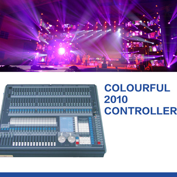 2010 dmx computer lighting control panel dmx console
