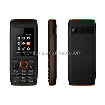 China Long Time Battery Big Volume Mobile Phone for Seniors