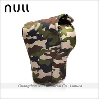 Oem style protect outside waterproof camouflage sling dslr camera bag