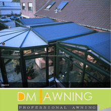 Patio Remote Control Conservatory Roof Awning Systems