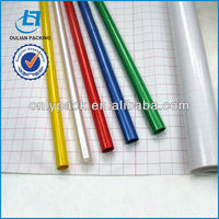 Plastic roll for book cover
