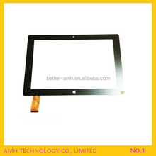 10.1 inch Oysters T104W 3G Tablet PC Touch screen digitizer panel Repair glass HK10DR2590