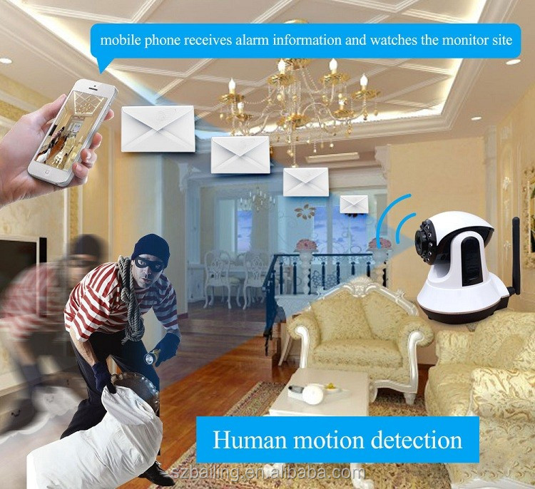 GSM/GPRS/WIFI camera smart home alarm system security 8 wireless zones APP Remote control 16 home applicance with Z-WAVE plug