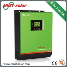 MUST Solar PV1800 Pure Sine Wave Solar Power Inverter with Built-in Charge Controller for home Use